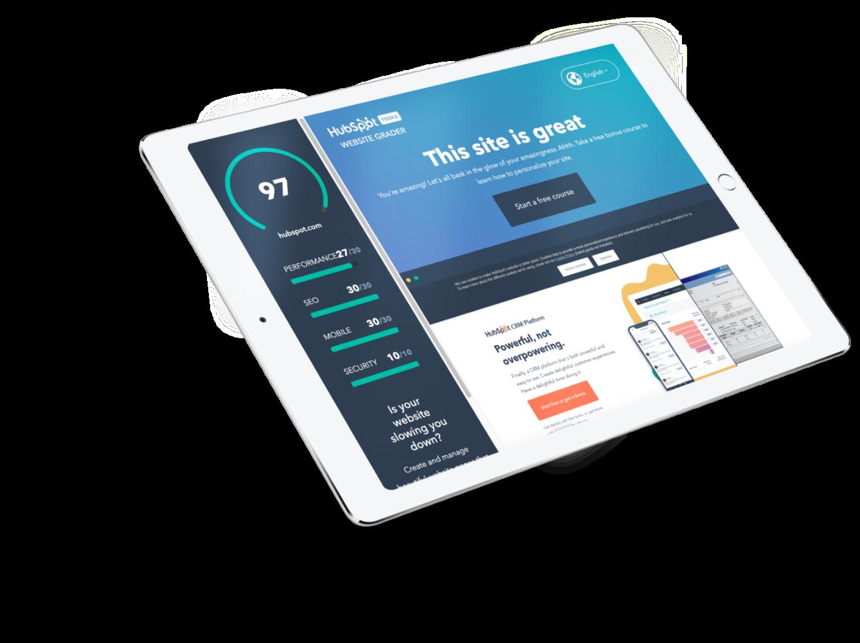 Website Grader iPad - 100821 - 1 (small)